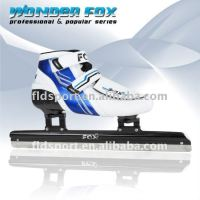 Professional Speed Ice Skate For Racing ,Short Ice Blade Skate 2015 HOT !