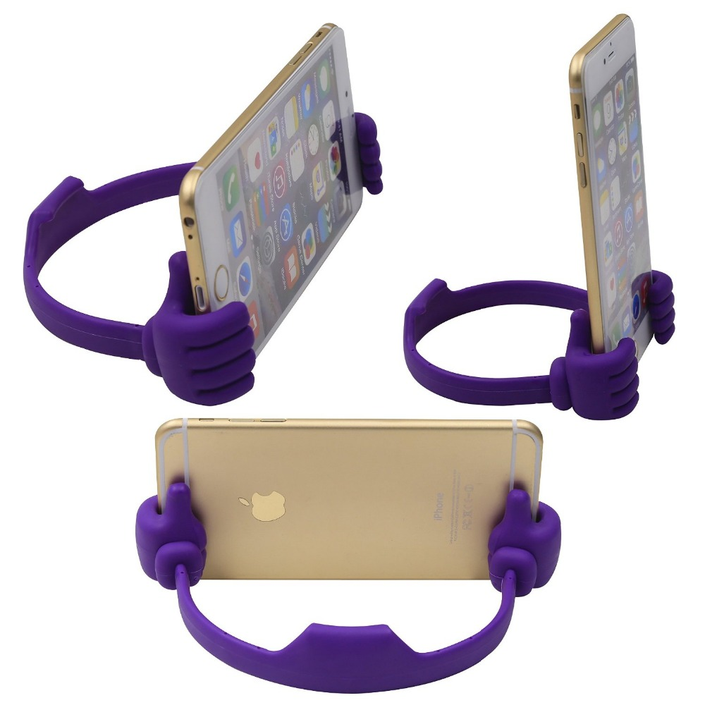 Universal Flexible cell Phone Stand