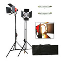 Dimmer built in Video Studio Continuous Red Head Light 800w Lighting Tungsten