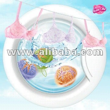Bra washing ball, Laundry Bag