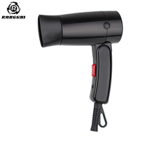 RONGGUI Professional Hot Sale HairDryers Foldable And Portable Mini Hair Dryer With Ionic
