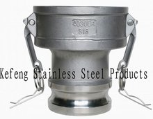stainless steel camlock dry or fluid coupling,quic connector made inChina