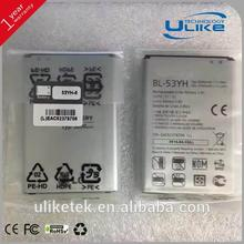 100% Genuine original battery for LG G3,cheaper battery