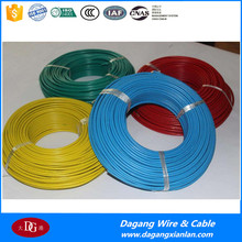 1.0mm2 1.5mm2 2.5mm2 4.0mm2 6mm2 2 core/3core/4core house wiring electrical cable
