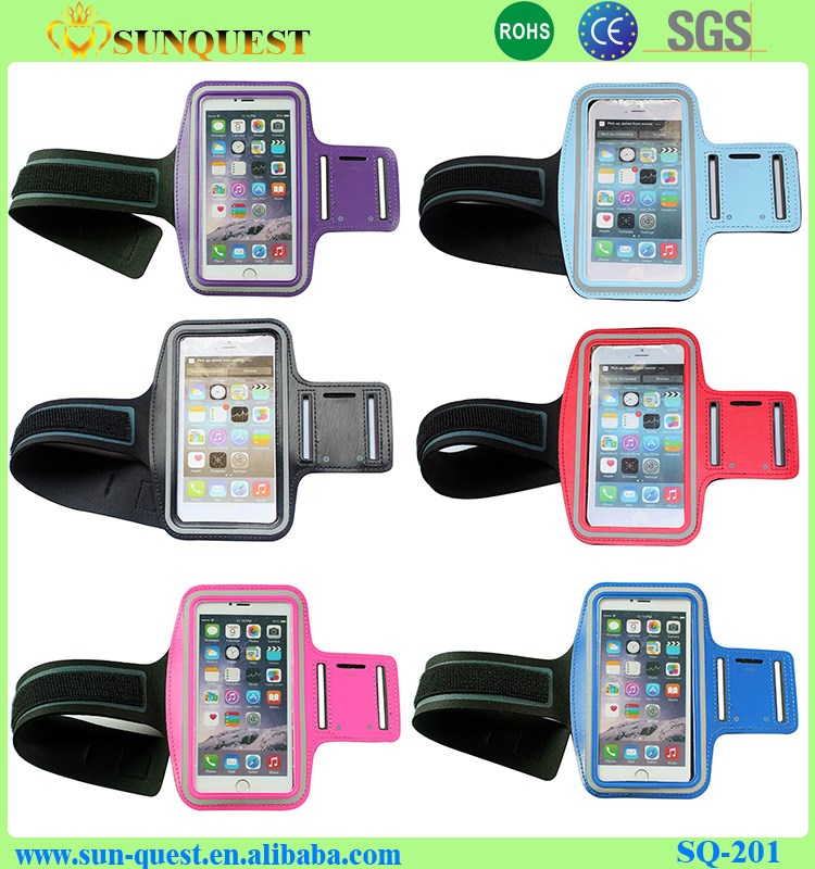 Waterproof Sports Running Armband Case outdoor Armband Holder Pounch For iphone 5 5s Case Cell Phone Arm Bag Band