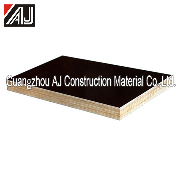 Whole sale price film faced shuttering board plywood for concrete formwork