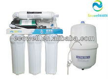 Household reverse osmosis water filter plant / ro water purifier machine price