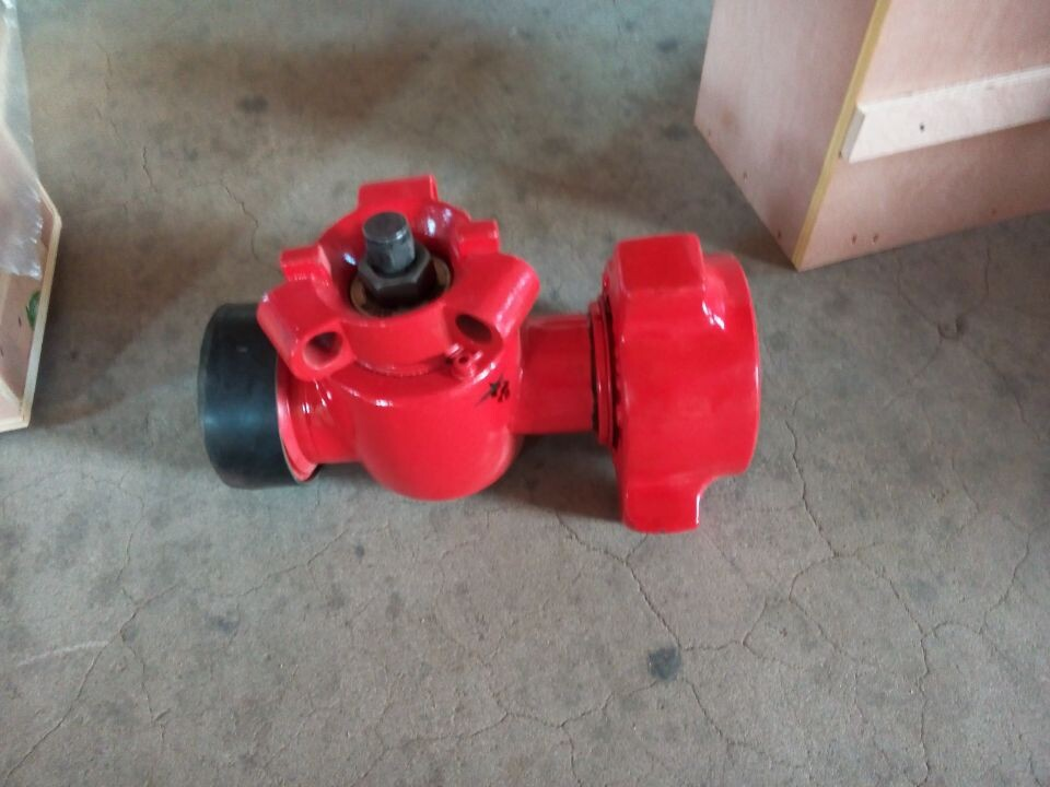 Top quality! oil rig drilling rig equipment Plug valve
