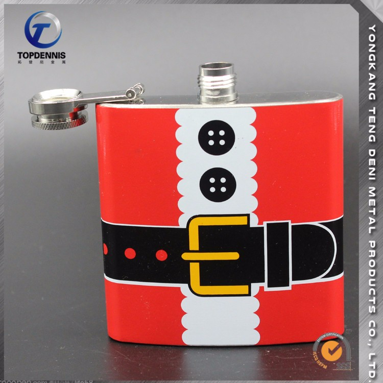 Quick Delivery Low MOQ Factory competive price hip flask wholesale