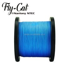 1000M FLY-CAT PE Fishing Line 8 stands 8 Weaves High Quality Japan Braided Wire Available 10LB-300LB PE Line Blue color