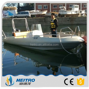 5.2m 10 person 60-90HP power boat