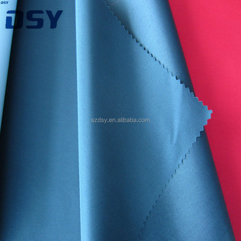 pu coated polyester oxford fabric for tent fabric
