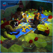 Wholesale playground interactive projection augmented reality games