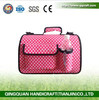 BSCI QQ petbed factory pet carrier bag pet cages carrying approve airline pet carrier