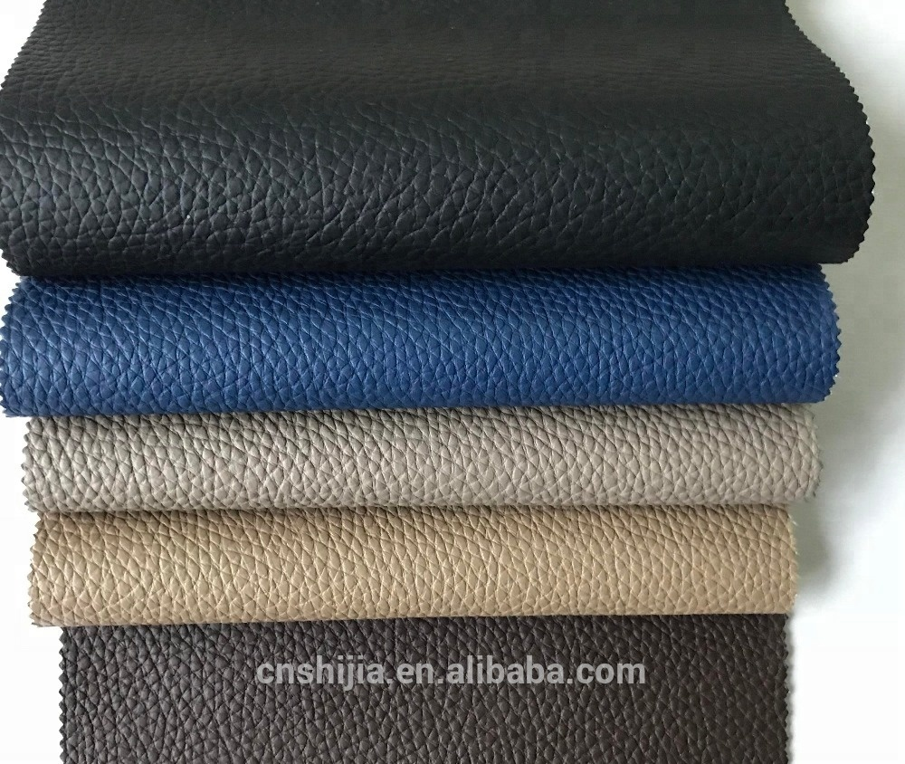 Eco friendly PU leather for sofa,furniture and car upholstery