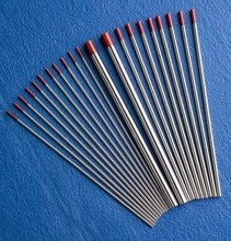 super quality ground thoriated wolfram tungsten carbide electrode WT20 with free samples