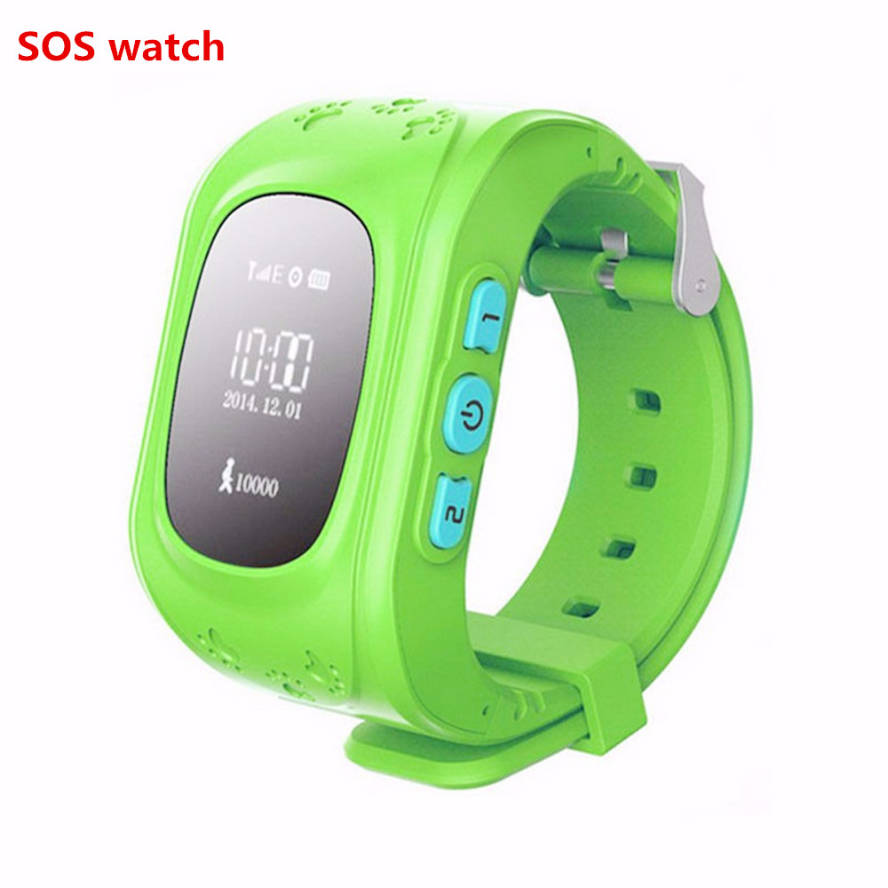 q50 SOS GPS tracker smartwatch positioning <strong>Kids</strong> and Elder smart watch phone call watch