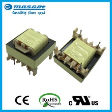 EF high frequency switching transformer