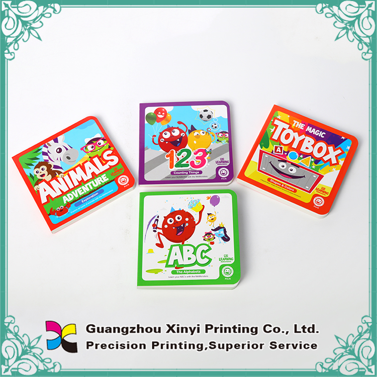 15 years of printing experience/custom cardboard book printing services,cheap book printing,custom coloring book printing