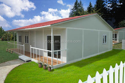 Cheap easy assembly small prefab house for sale