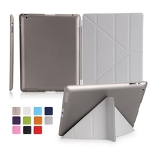 D241 New Fashion High Quality Cover shockproof Case For ipad 2 3 4