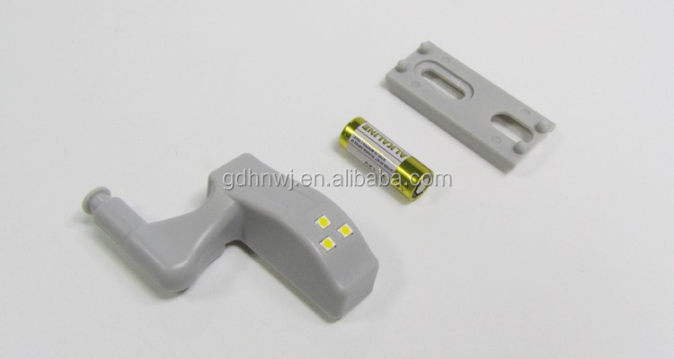 Hot selling cabinet accessories LED light for hinge