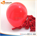 Red Balloon for Party Decoration, 7inch Size, Helium Quality Round Latex Balloon