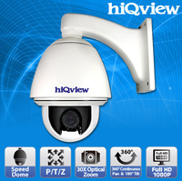 HIQ-7392 Speed Dome 30X Optical Outdoor Full HD IP Zoom Camera