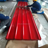 PPGI color zinc 2mm 3mm 4mm 5mm 6mm galvanized corrugated steel roofing sheet