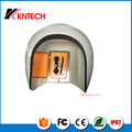 Cheap public phone RF-14 telephone booth waterproof industrial acoustic hoods