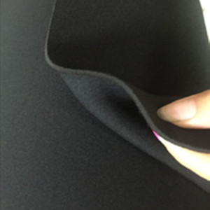 China sporting manufacturers yamamoto recycled neoprene material fabric for sportswear product type wetsuit