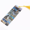 Cute cartoon design customized 3d plastic gift lenticular bookmark