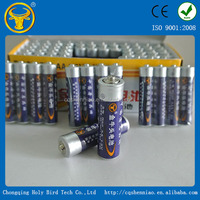 Carbon Zinc 1.5v Dry Battery With Size D Well Sale in ChongQing