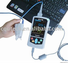 Medical service: Multiple Display Modes Patient Monitor for Ambulance Use