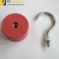 high quality strong holding neodymium magnetic hooks for sale