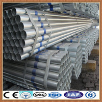 Cheap Zinc coated bs 1387 galvanized steel pipe/galvanized steel pipe class b/galvanized steel pipe fitting dimensions