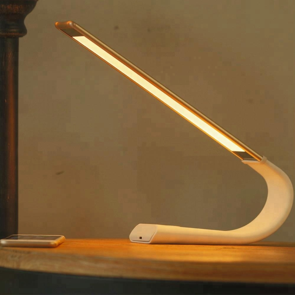 Led Rechargeable Eye Care Foldable Bedside Read Table <strong>Lamp</strong>