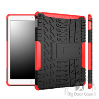 Rugged factory fashion combo case for ipad 6