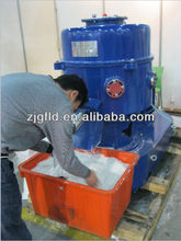 Plastic film fiber agglomerate Equipment/Plastic Densifier