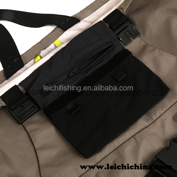 Breathable Waterproof fly fishing wader