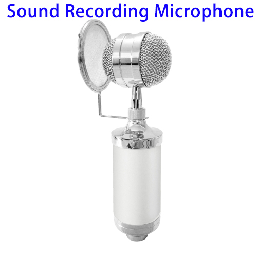 2016 Professional USB Condenser Microphone, Studio Recording Microphone