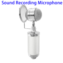 2017 Professional USB Condenser Microphone, Studio Recording Microphone