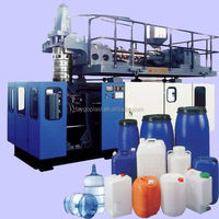 5L plastic jerry can making machine extrusion type plastic dolls making machine Machine for plastic jerrycan