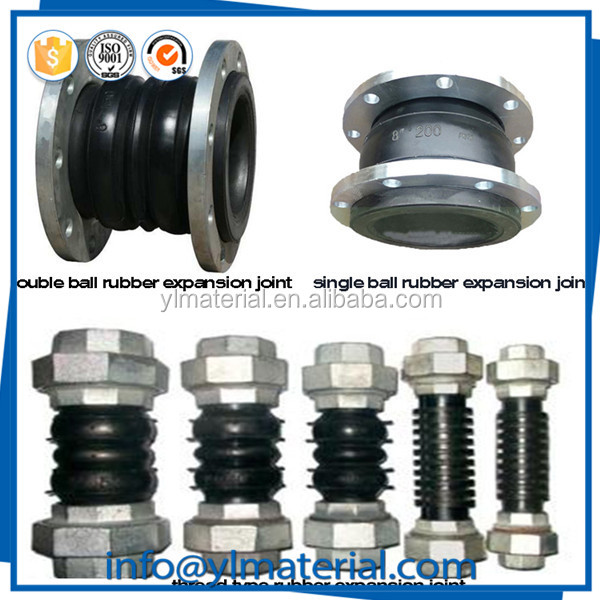 Factory supply epdm rubber filler for flex expansion joint