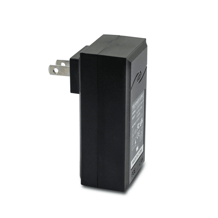 OEM Accepted POE Injector Charger 12v 24v 36v 48v 0.5a 1a 2a POE Power Adapter ac to dc POE power supply adapter