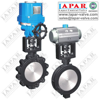 Nibco style High Performance Butterfly Valve - Carbon Steel Body, 600 PSI