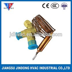 Thermal expansion valve