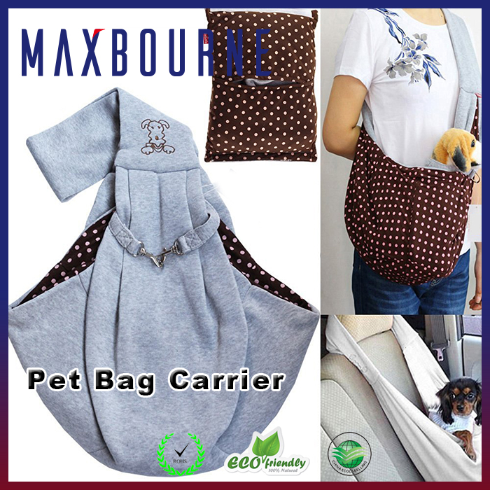 new product outdoor lightweight fabric portable pet carrier bag