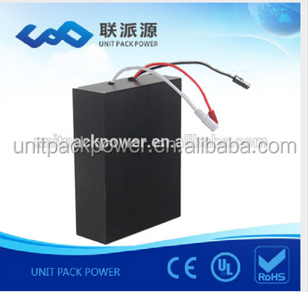 Deep cycle battery 48v ebike battery 48 volt 9000mah BMS protection 48v lifepo4/lithium batteries