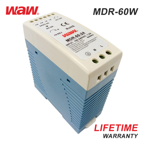 WODE Single Output Switch Mode 60W 12V 5A Waterproof Switching Power Supply Cctv Ups